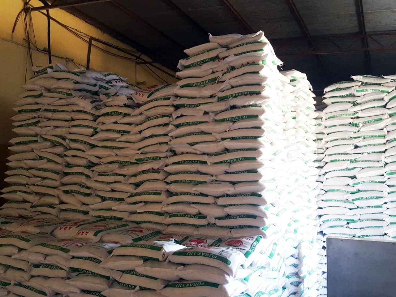 Kho gạo Viễn Đông